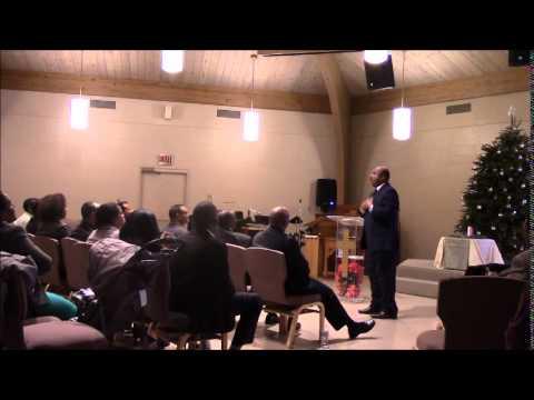 Apostle Aklilu Berhanu