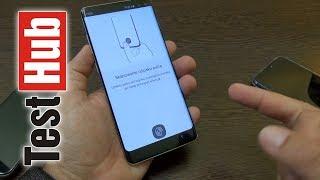 Jak usprawnić działanie skanera - czytnika linii papilarnych w smartfonie?