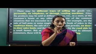 I PUC   BUSINESS STUDIES   Internal Trade - 02