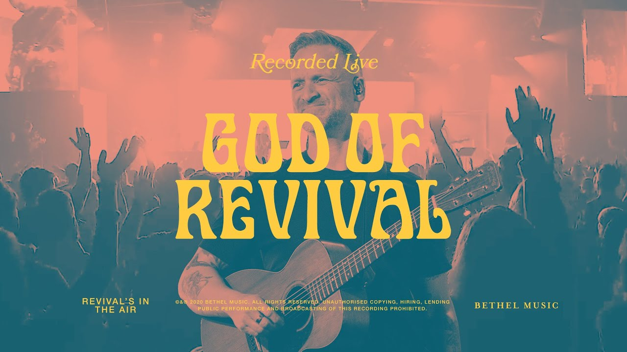 God of Revival - Bethel Music, Brian Johnson, Jenn Johnson