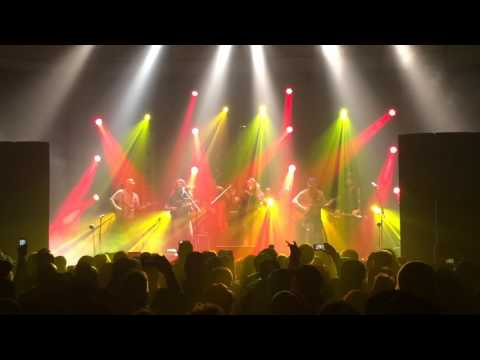 """Greensky Bluegrass - """"The Chain"""" feat. Melody Walker of Front Country (1-15-17)"""
