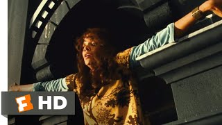 Catwoman (2004) - On A Ledge Scene (1/10) | Movieclips