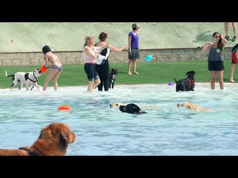 Las piscinas de Perros al Agua