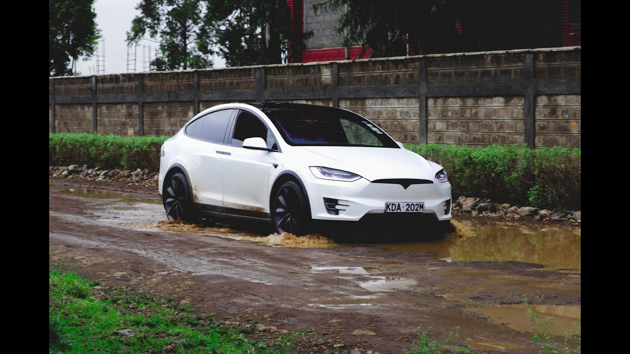 Tesla Model X in Kenya: Ksh1000 Per Full Charge (400km) Quick Acceleration & Features