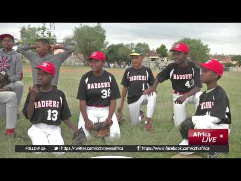 Baseball in South Africa: Alexandra Baseball Club growing the sport's reach in townships