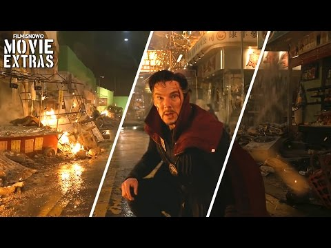 Doctor Strange - VFX Breakdown by ILM (2016)
