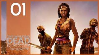 The Walking Dead : Michonne : Episode 3 - What We Deserve [1/2]