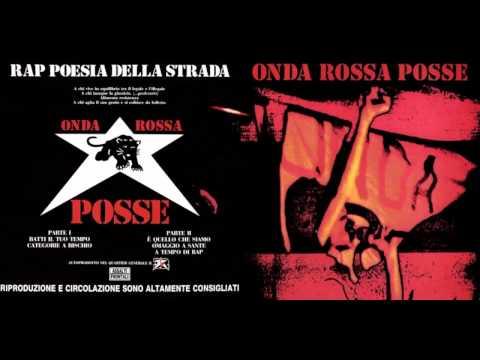 Onda Rossa Posse - Rap Poesia della Strada - 1990 - Album Completo