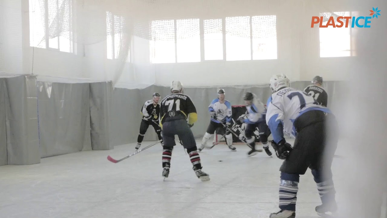 Synthetic Ice for hockey professionals | PLAST-ICE