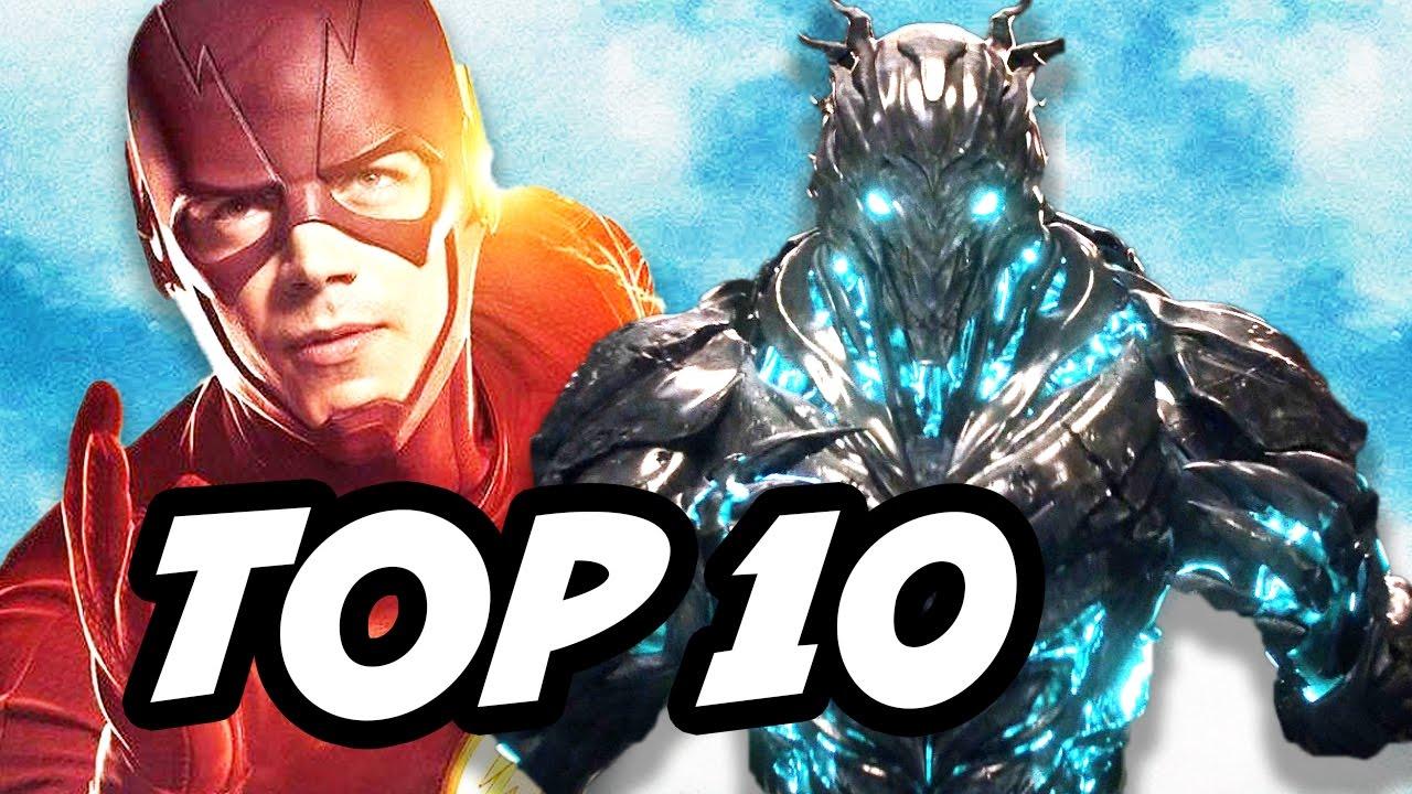 The Flash Season 3 Episode 10 - Finale TOP 10 Predictions