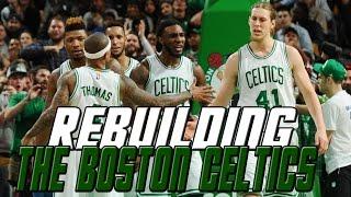 NBA 2K16 MyLeague   Rebuilding the Boston Celtics   4 All-Stars!   KOT4Q
