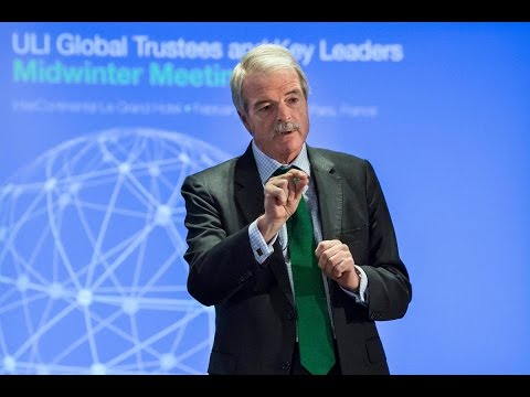 Building Healthy Places with Sir Malcolm Grant