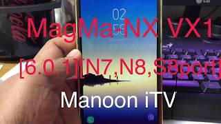 MagMa - NX VX1 (6.0.1) N7/N8/S8 Port