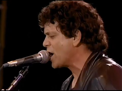 Lou Reed - Full Concert - 06/15/86 - Giants Stadium (OFFICIAL)