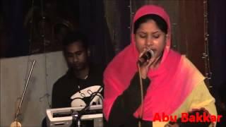 Sharmin boshor Biccheder onolo re diya Sharoil panjaton urus 2015