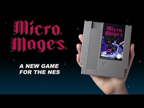Micro Mages Trailer