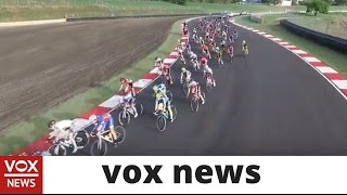 Telkom 947 Cycle Challenge Race Report