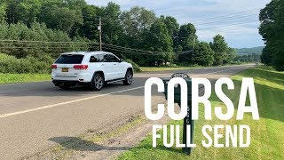 RIPP Supercharged 2014 Jeep Grand Cherokee 5.7 Limited | Soundclips | Corsa 14991