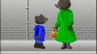 Petit Ours Brun - Episode 3 -  Petit Ours Brun veut aller à l'école