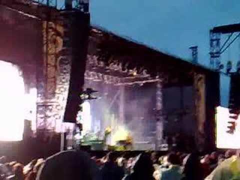 Keane - Bad Dream - Live 06-07-2007