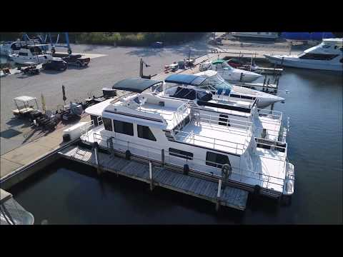 2003 Gibson Houseboat 44 Classic FOR SALE!