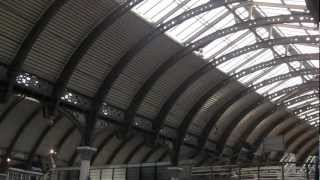 York Railway Station (High Definition) - 20th March, 2012