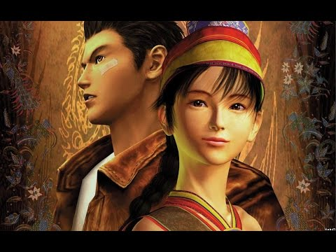 Shenmue Full Movie All Cutscenes Cinematic