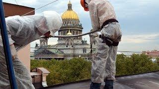 Ремонт металлической кровли. ProfiROOF.ru