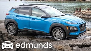2018 Hyundai Kona Review | First Drive | Edmunds