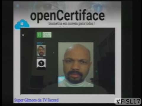 Fisl 17 - openCertiface Biometrica Facial em nuvem baseada em software livre com IoT