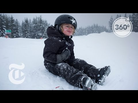 What a Child Actually Sees On Vacation | The Daily 360 | The New York Times