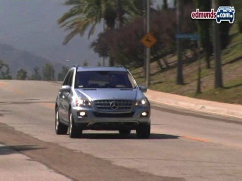 2009 Mercedes Benz Ml320 Bluetec Review