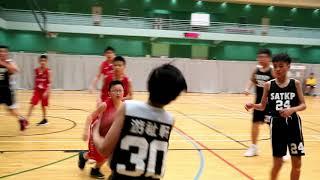 Publication Date: 2019-01-28 | Video Title: 2018-2019 沙田區小學校際籃球淘汰賽 - 禾輋信義