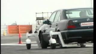 Skid Control Car