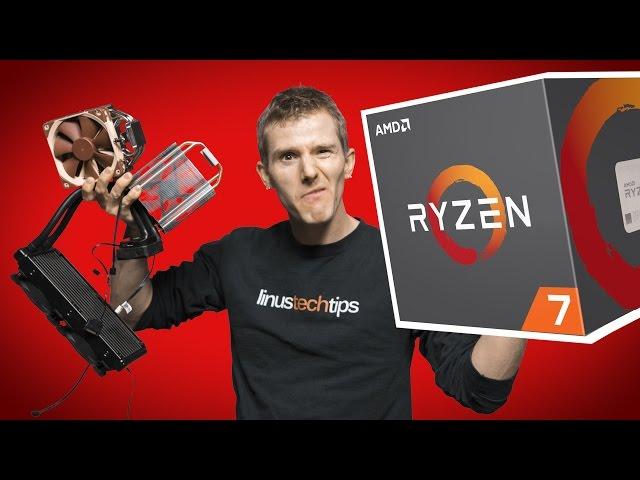OVERCLOCKED AMD RYZEN 7 PERFORMANCE GUIDE