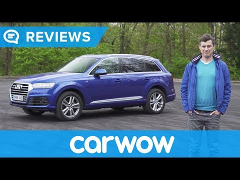 Audi Q7 SUV 2018 review | Mat Watson reviews