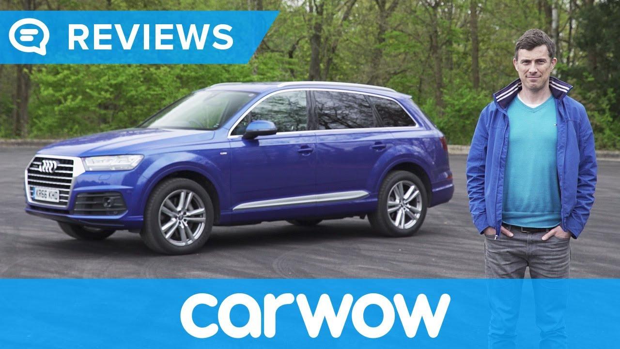 Audi Q SUV Review Mat Watson Reviews YouTube - Q7 audi