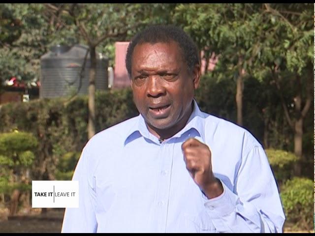 Why Uhuru walked to Ruto