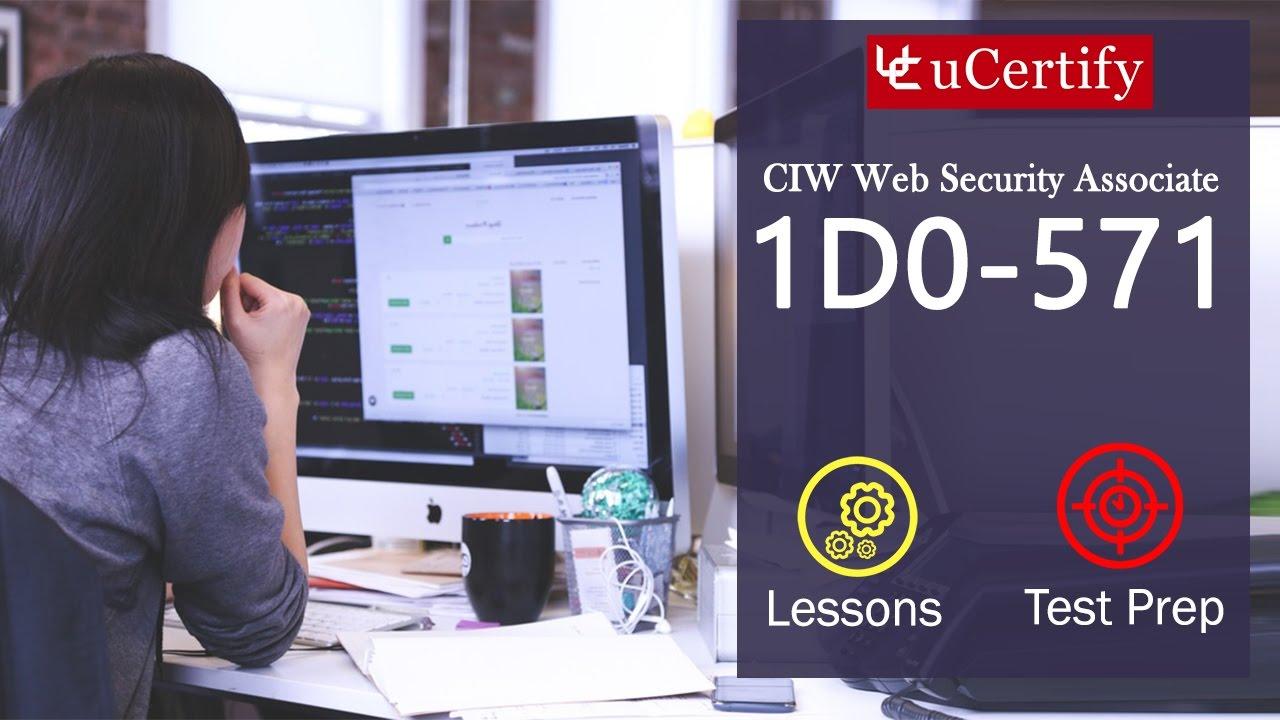 Ciw web security associate 1d0 571 youtube ciw web security associate 1d0 571 1betcityfo Images