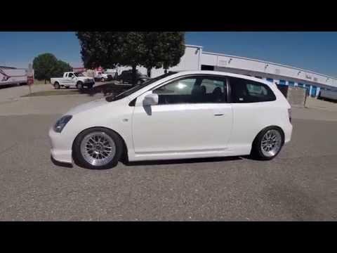Davis AutoSports Honda Civic SI For Sale Hatch