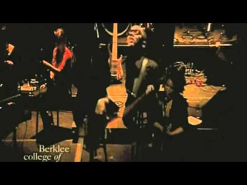 Bitter : Fool of Me by Meshell Ndegeocello (Berklee Neo-Soul Ensemble)