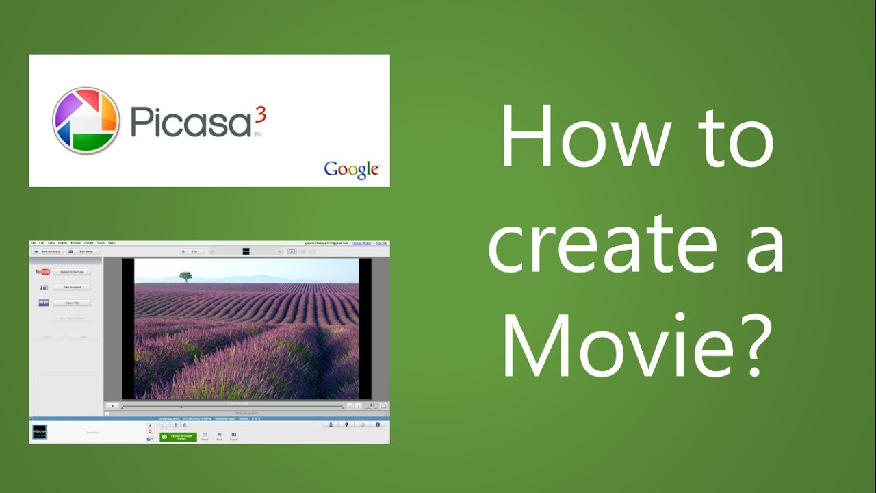 How to make a video from photos: step-by-step creation of a movie in Picaso