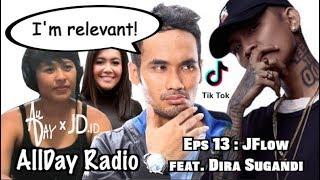 JFlow ngomongin Tik Tok, Young Lex dan Denada | AllDay Radio