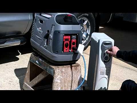 Инверторен генератор BRIGGS & STRATTON POWERSMART P2000 #VFY4hauDxZk