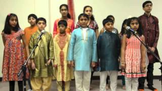 Download Hindi Video Songs - Bandhe Hain Hum Uske - Cover - students of Sound of My Music
