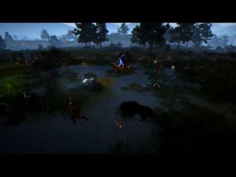 How Is Black Desert's Population?