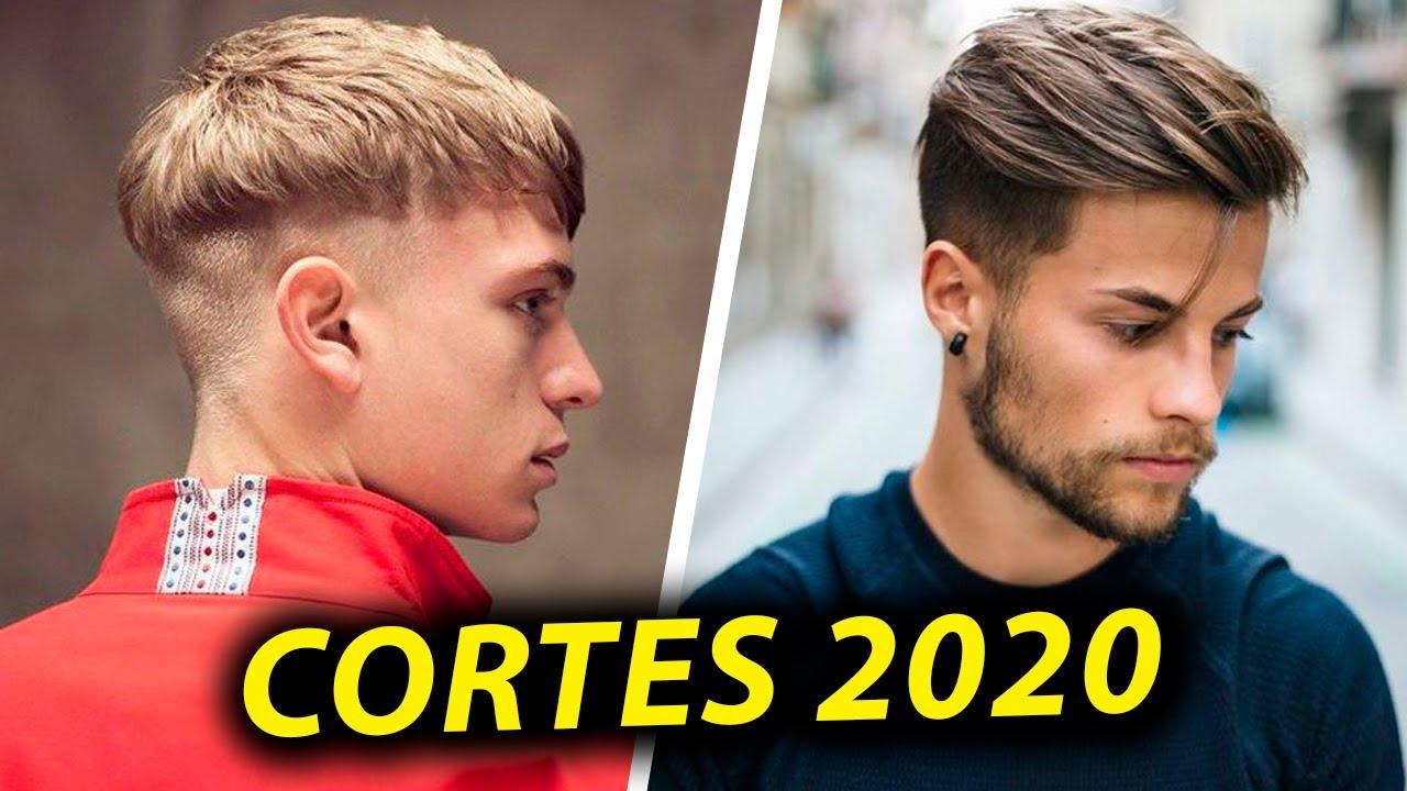 Cortes De Cabelo Masculino Pra 2020 O Que é Tendência Pra Esse Ano