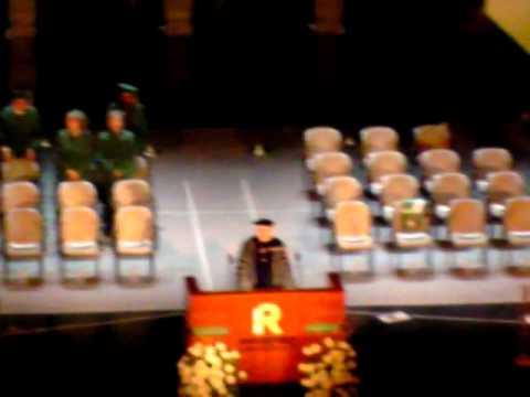 Roosevelt U Chicago Class2014. (1)  5/02/14