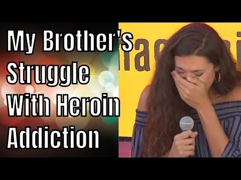 My Brother's Battle With Heroin Addiction