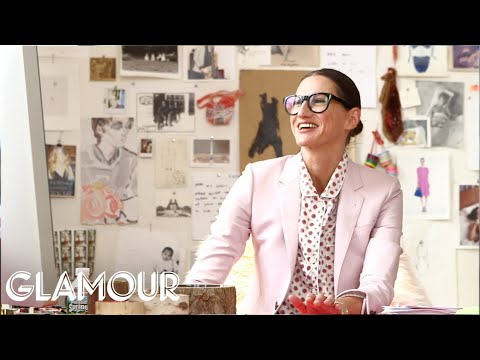Annie Leibovitz, Diane von Furstenberg & Jenna Lyons Share Tips for Success at Work - Glamour